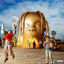 "Travis Scott Drops Bloated Third Release, ""ASTROWORLD"" in Time for Lollapalooza Performance"