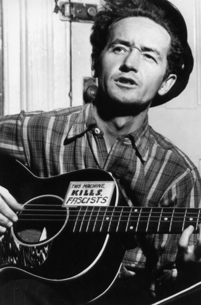 "Thoughts on the Tragic Tale of Woody Guthrie's ""This Land is Your Land"""