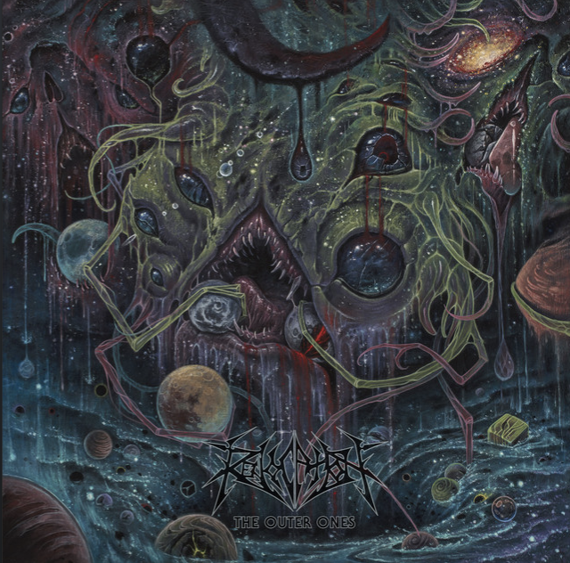 Revocation Drops Thrashing but Technical 7th LP