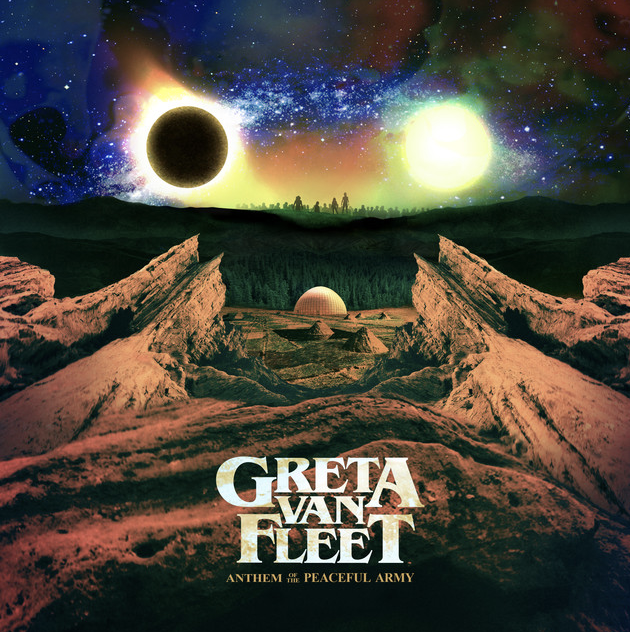 Greta Van Fleet Releases Explosive First LP, Despite Production Issues