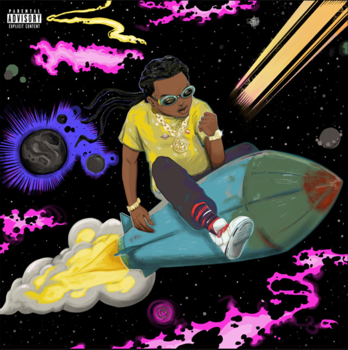 Takeoff's Solo Debut is Competent, but Uninventive