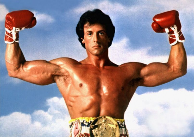 Every Rocky Movie Ranked!!