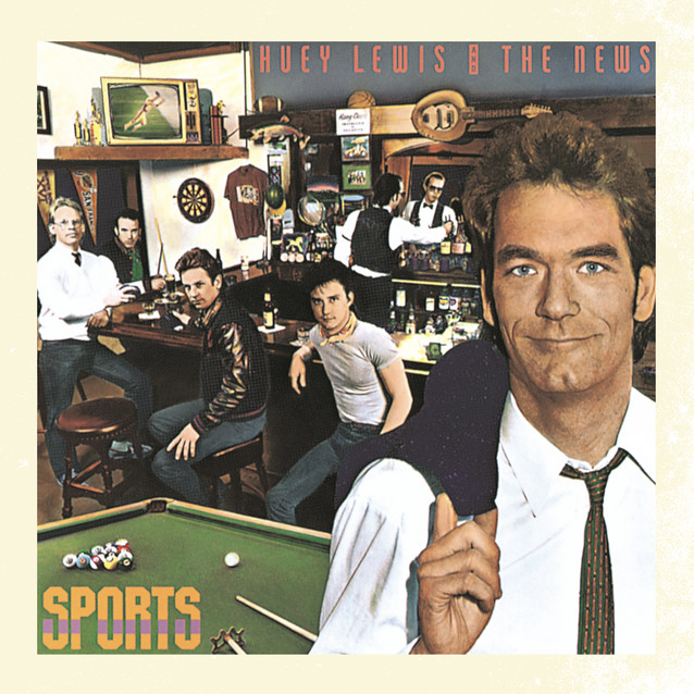 CLASSIX REVIEW: Huey Lewis and The News – Sports
