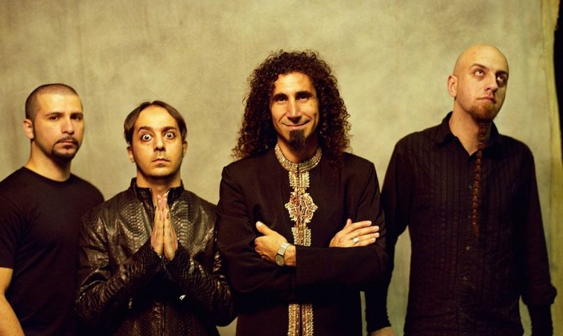 Every System of a Down Album Ranked!!