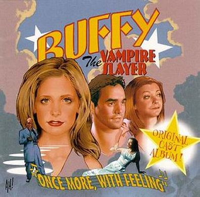 """CLASSIX REVIEW: Buffy the Vampire Slayer's """"Once More WithFeeling"""""""