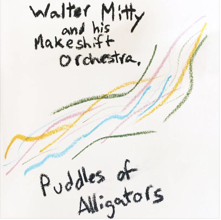 Walter Mitty Returns to His Makeshift Orchestra for Entertaining LP