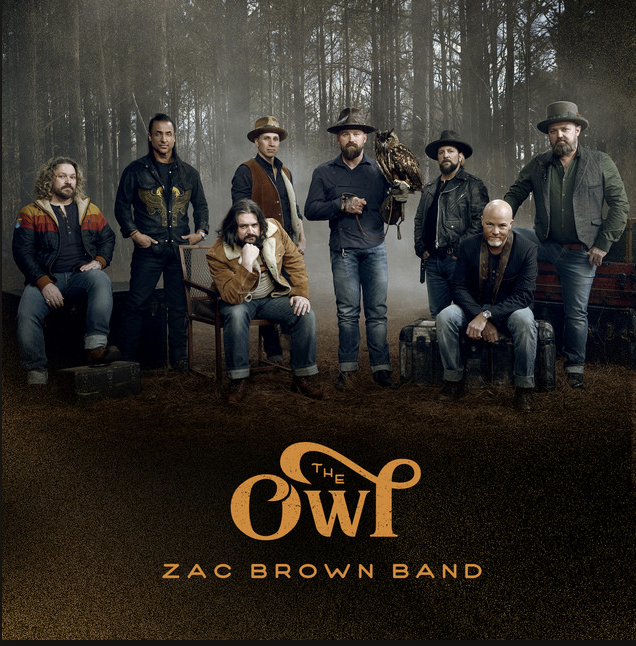 Zac Brown Band Releases Disappointing Seventh ALbum