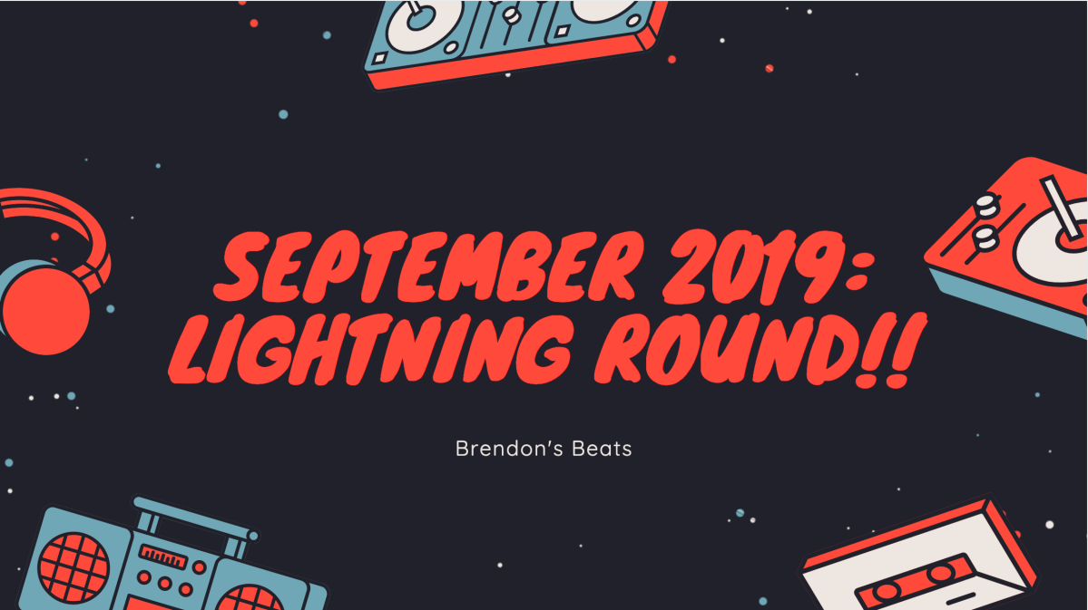 Herb Albert, Korn, DaBaby, and More! September 2019 Lightning Round!!